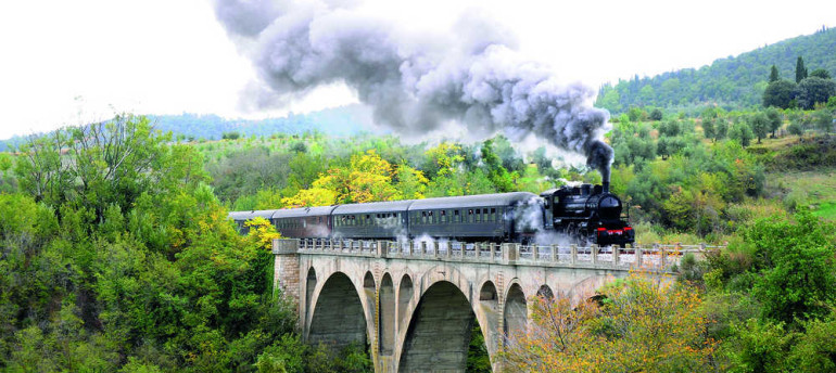 Val D'Orcia Nature Train